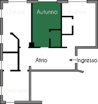 Autunno room plan